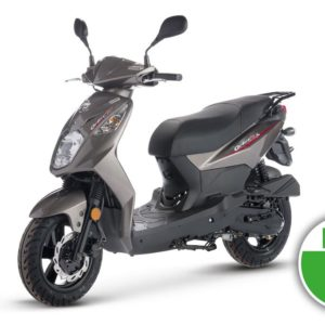 SYM Orbit II Metallic Light Brown