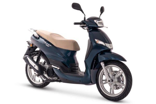 Peugeot Tweet Evo Dark Blue