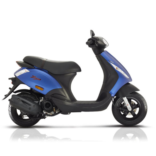 Piaggio Zip Mat Blauw Eur4 I-get