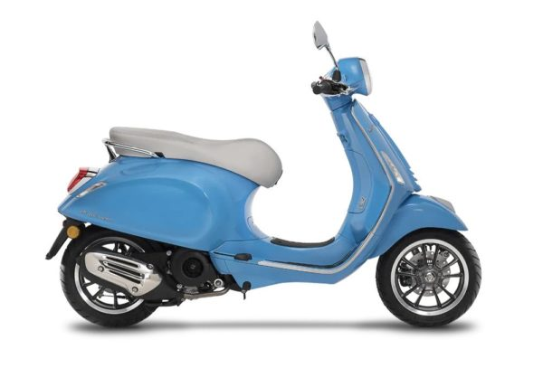 Vespa Primavera 50th Anniversary RST Licht Blauw