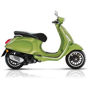 Vespa Sprint RST Groen